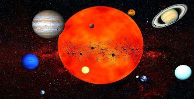 Los 8 Planetas del sistema solar
