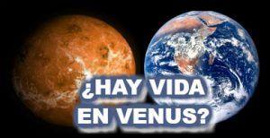 ¿Es posible la vida en Venus?