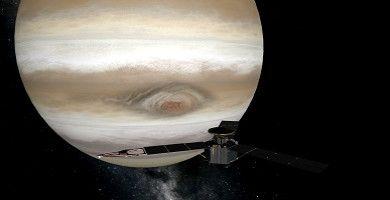 La gran mancha roja de Júpiter está cambiando