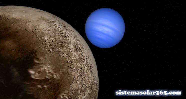 Durante 20 años, el planeta Neptuno y plutón estuvieron en la misma órbita.