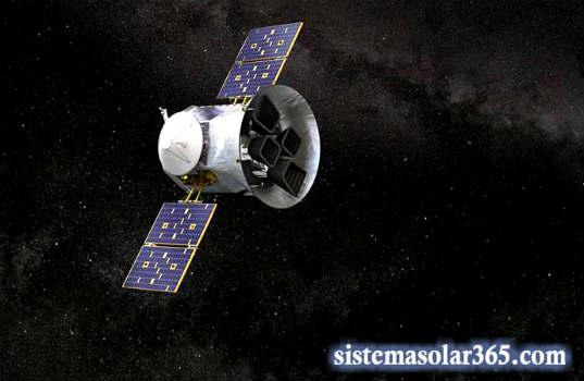 El telescopio TESS, busca algún planeta similar a la Tierra