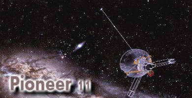 La sonda Pioneer 11