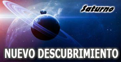 20 Lunas nuevas del planeta Saturno