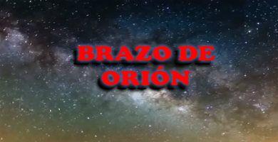 Nuestro brazo de Orión en la galaxia