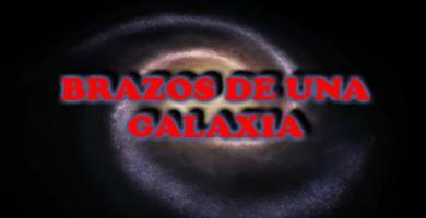 Brazos de una galaxia