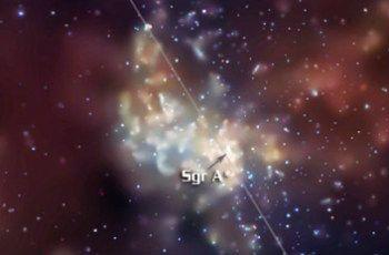 Sagitario A, el centro galáctico