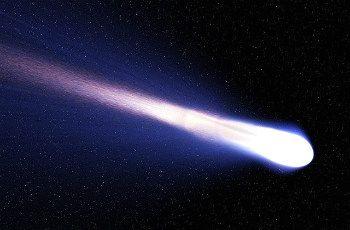 Estela de un cometa