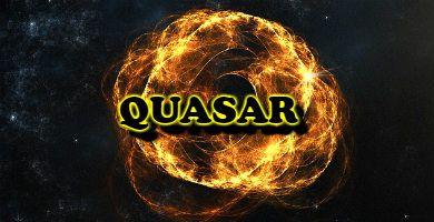 Un Quasar en el Universo