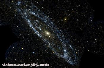 La galaxia de Andrómeda se acerca cada vez más rápido a la Vía Láctea
