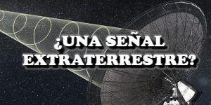 Recibimos una señal de una Galaxia muy extraña