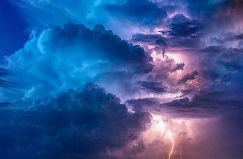 La formación de la atmósfera es un movimiento constante
