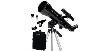 Telescopio Celestron 70 astronómico